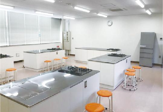 調理室(健康キッチン)